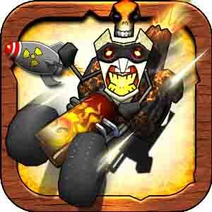 دانلود بازی Tiki Kart برای اندروید