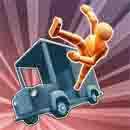 دانلود بازی مود شده Turbo Dismount برای اندروید