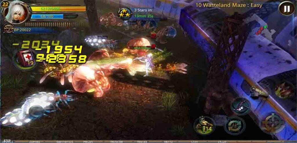 بازی کابوس دشمن با پول بینهایت برای اندروید دانلود بازی اکشن Broken Dawn II با پول بینهایت | دانلود رایگان