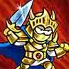 دانلود بازی یک شوالیه حماسی One Epic Knight برای اندروید + مود