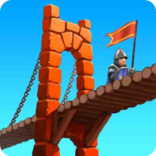 دانلود بازی Bridge Constructor Medieval + مود