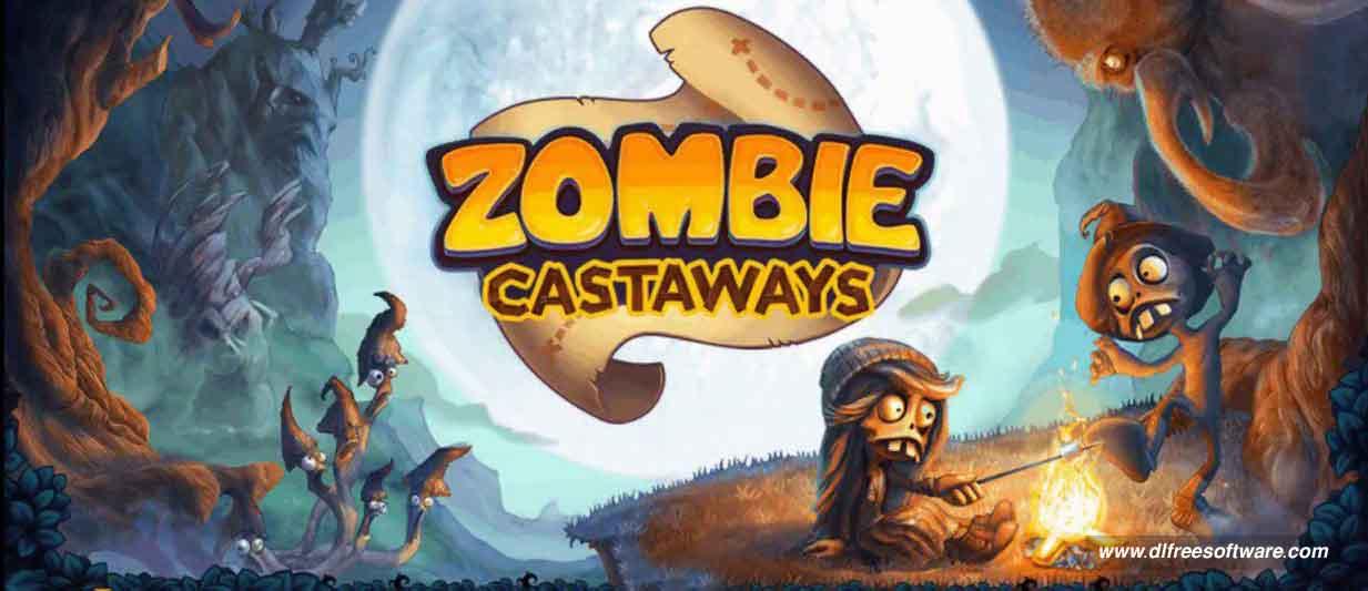 دانلود بازی زامبی عاشق Zombie Castaways با پول بی نهایت