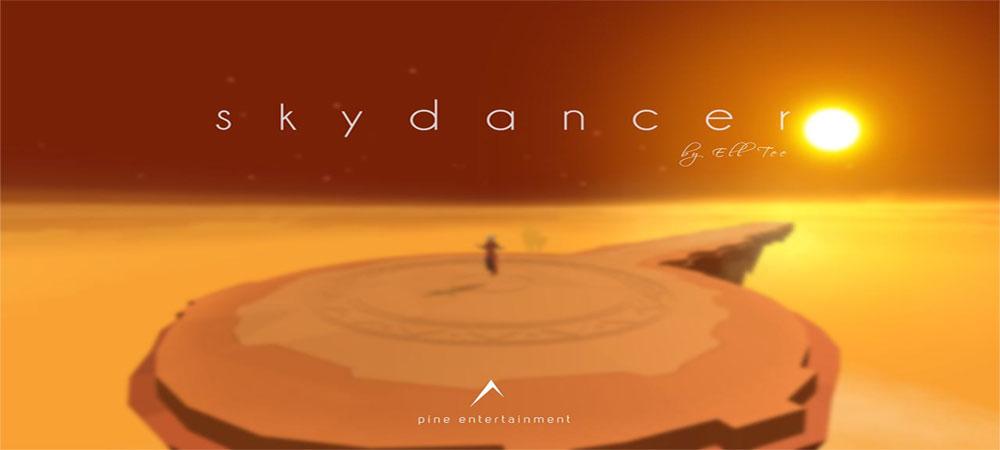 دانلود بازی رقصنده آسمان Sky Dancer اندروید با پول بی نهایت