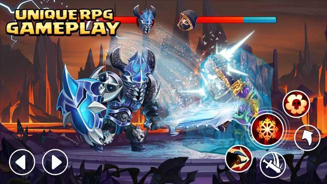 دانلود بازی Tiny Gladiators 2 گلادیاتورهای کوچک با پول بی نهایت