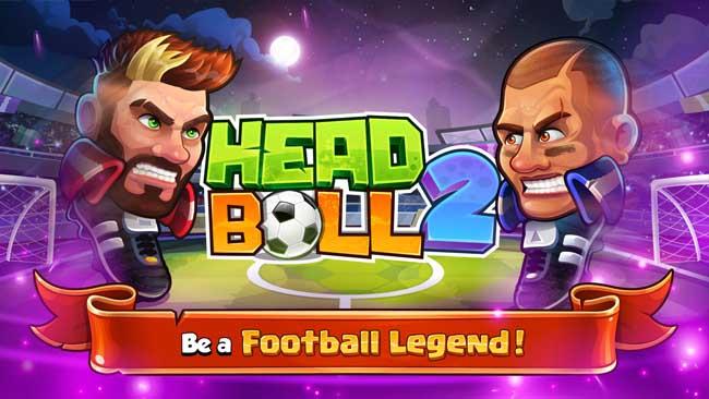 دانلود بازی فوتبال آنلاین Head Ball برای اندروید