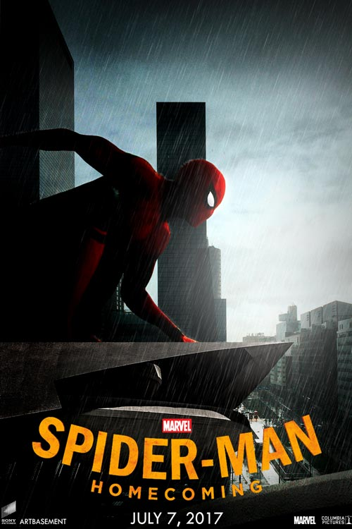 دانلود فیلم Spider-Man Homecoming 2017