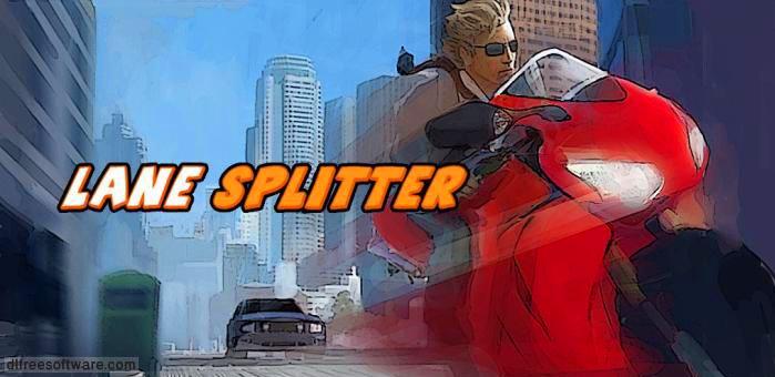 دانلود بازی موتور سواری Lane Splitter با پول بی نهایت