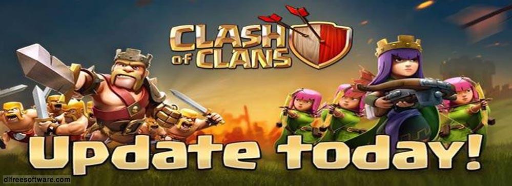 دانلود بازی کلش آف کلنز Clash of Clans اندروید با پول بی نهایت