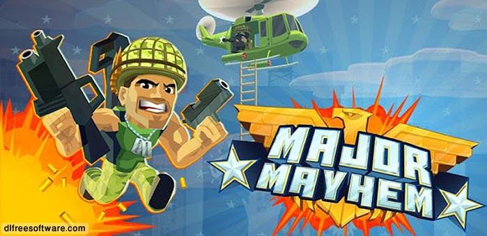 دانلود بازی Major Mayhem با پول بینهایت