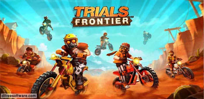 دانلود بازی موتور تریل Trials Frontier با پول بی نهایت
