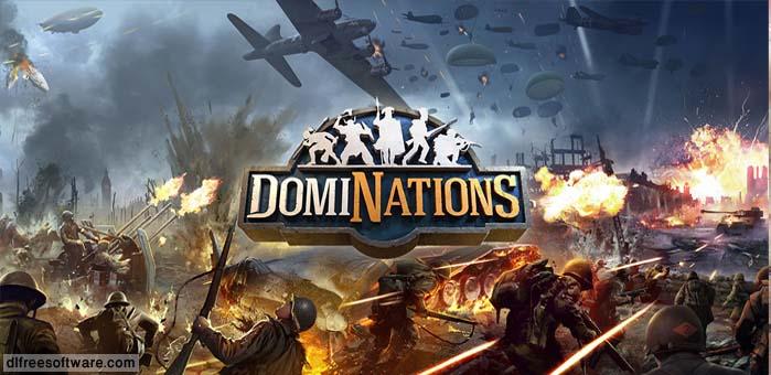 دانلود بازی DomiNations با پول بی نهایت
