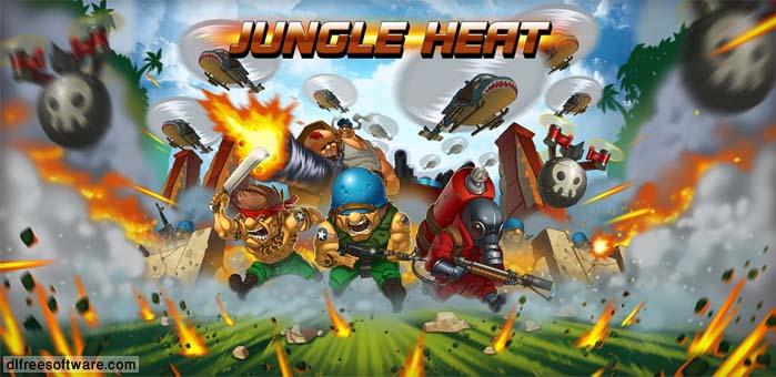 دانلود بازی مود شده Jungle Heat با پول بی نهایت