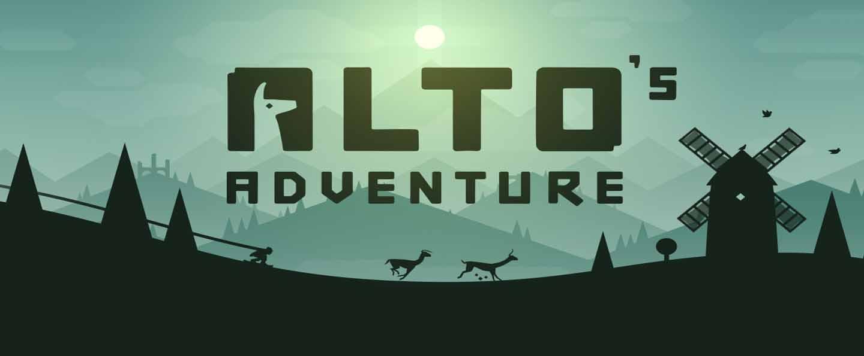 دانلود بازی Alto's Adventure ماجراجویی آلتو با پول بی نهایت