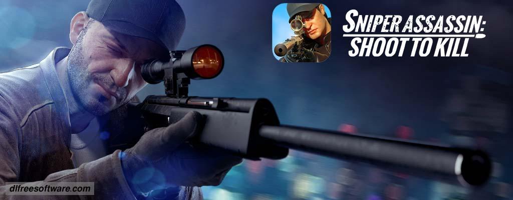 دانلود بازی Sniper 3D Assassin با پول بی نهایت