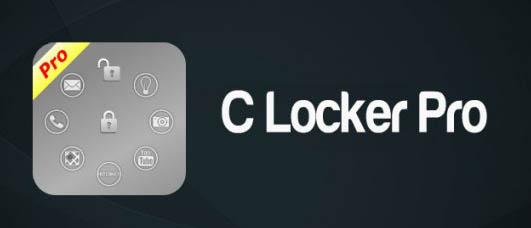 دانلود لاک اسکرین حرفه ای C Locker Pro برای اندروید