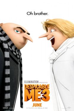 دانلود انیمیشن Despicable Me 3 2017 با دوبله فارسی