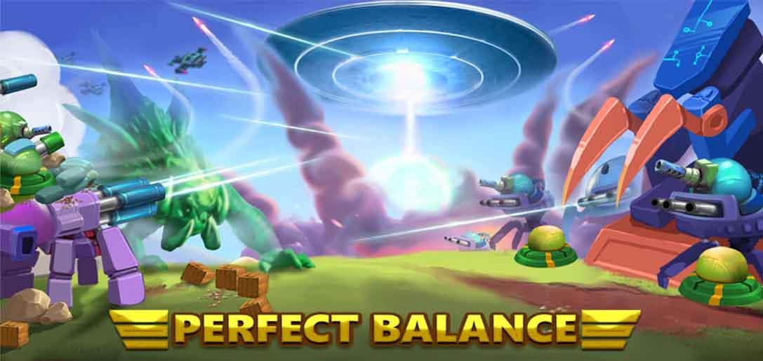 دانلود بازی Tower Defense: Alien War TD با پول بی نهایت