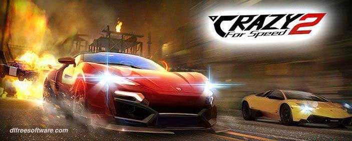 دانلود بازی اتومبیلرانی Crazy for Speed اندروید + مود