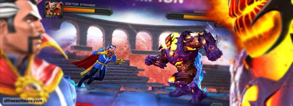 دانلود بازی کابوس دشمن پول بی نهایت دانلود بازی Marvel Contest of Champions با پول بی نهایت ...
