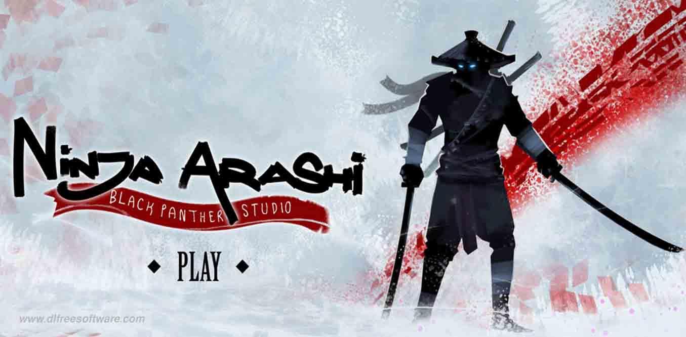 دانلود بازی نینجا طوفانی Ninja Arashi با پول بی نهایت
