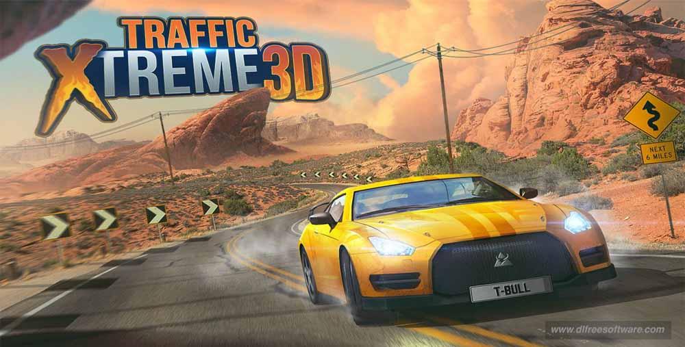 دانلود بازی Traffic Xtreme با پول بی نهایت