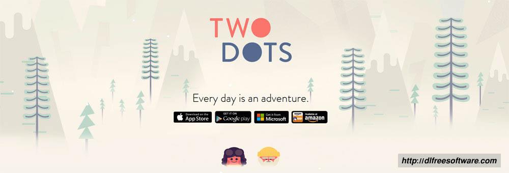 دانلود بازی Two Dots دو نقطه برای اندروید | نسخه مود