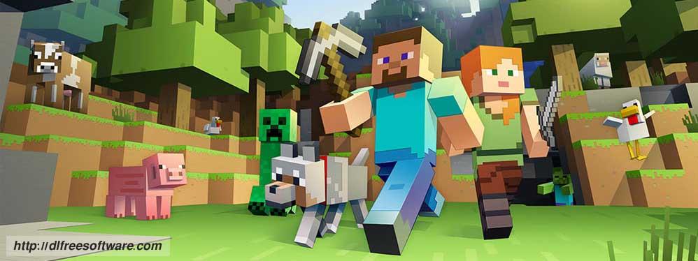 دانلود بازی ماینکرافت Minecraft با پول بی نهایت