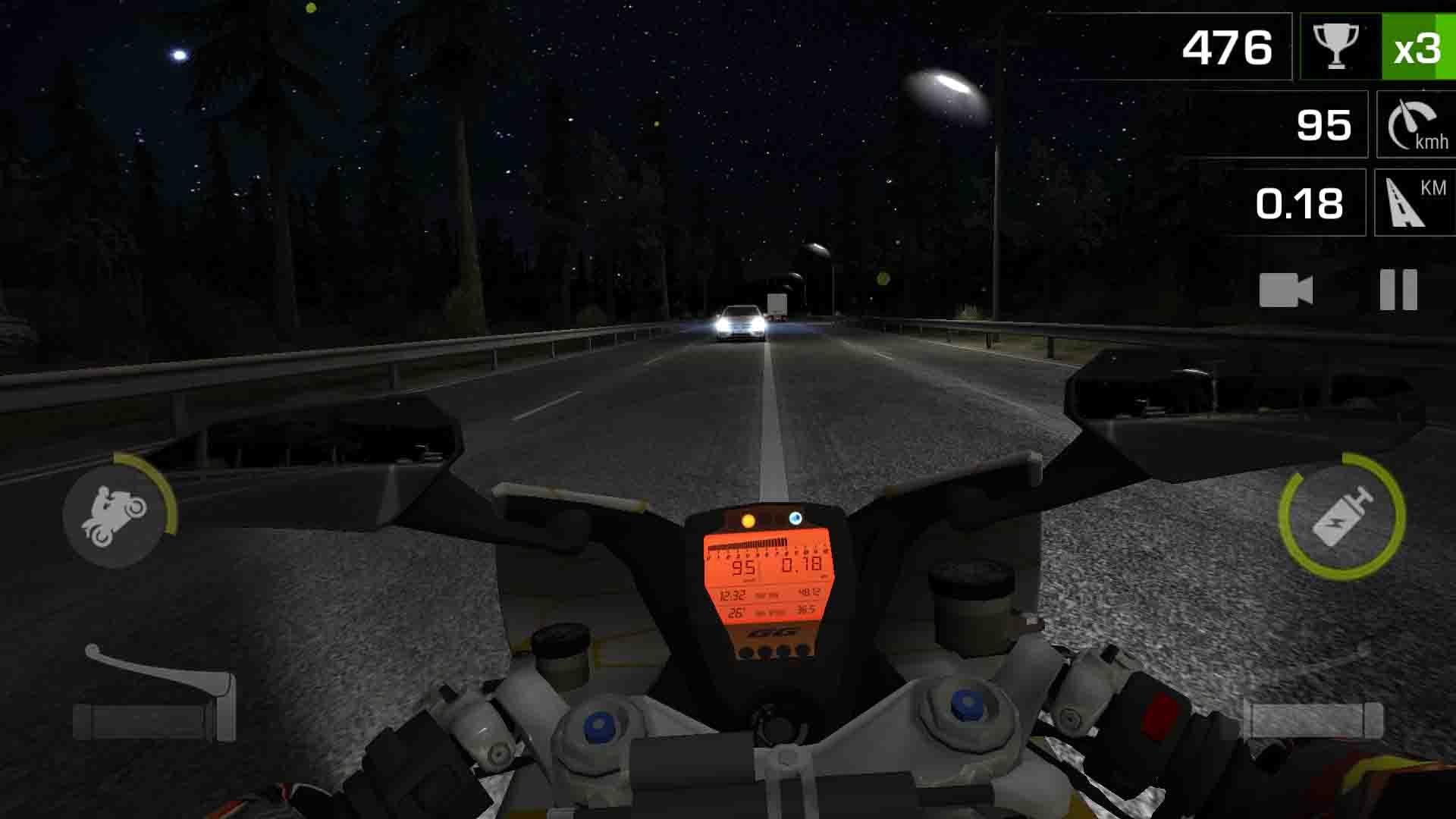 بازی تیفانی بی نهایت دانلود بازی Racing Fever: Moto با پول بی نهایت | دانلود رایگان