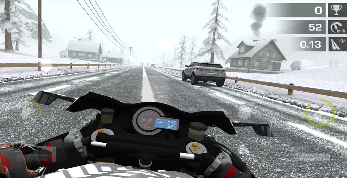 دانلود بازی Racing Fever: Moto با پول بی نهایت