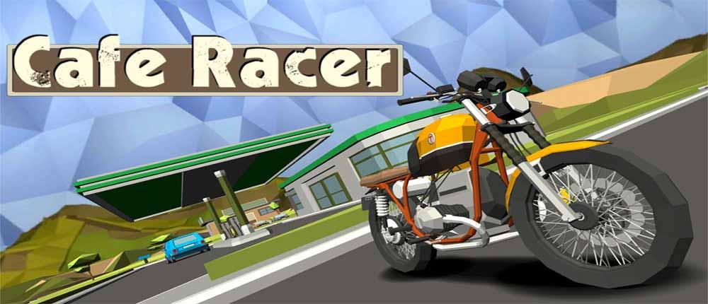 دانلود بازی موتور سواری Cafe Racer با پول بی نهایت