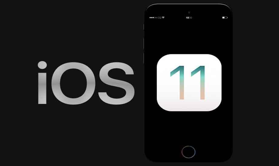 آموزش کامل آپدیت آیفون و آیپد به iOS 11