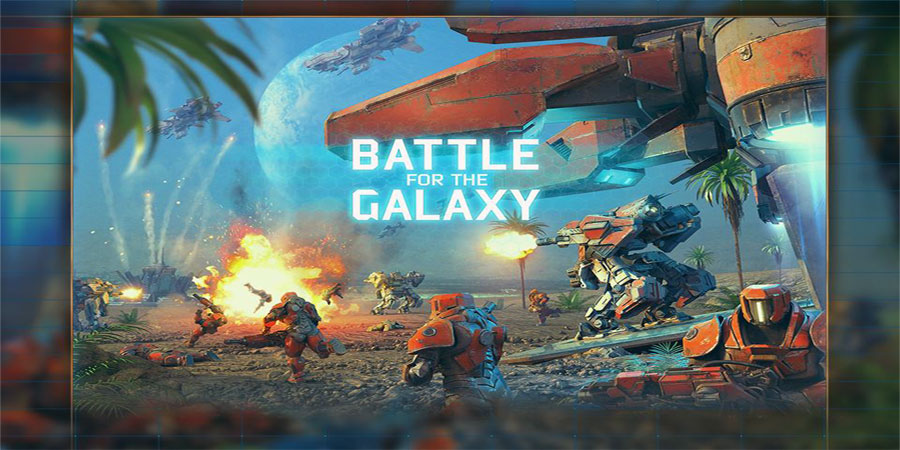 دانلود بازی نبرد برای کهکشان Battle for the Galaxy برای اندروید