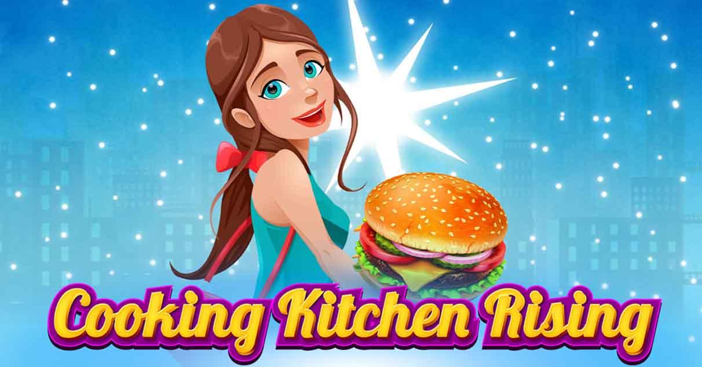 دانلود بازی Cooking Games Kitchen Rising Cooking Chef Master با پول بی نهایت