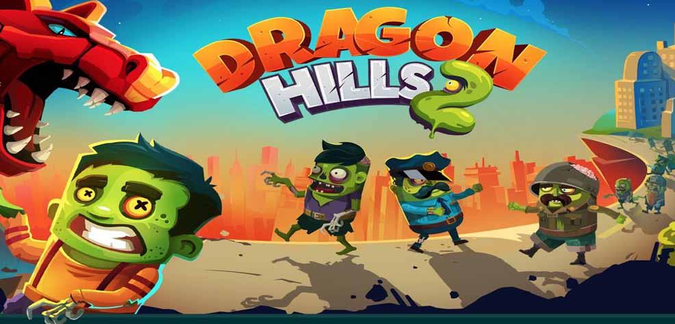 دانلود بازی Dragon Hills با پول بی نهایت