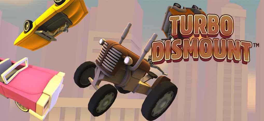 دانلود بازی Turbo Dismount برای اندروید + نسخه مود