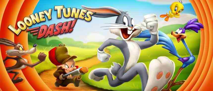 دانلود بازی Looney Tunes Dash دوندگی لونی تونز با پول بی نهایت
