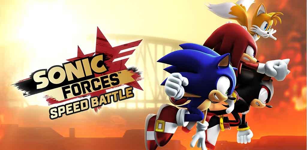 دانلود بازی Sonic Forces Speed Battle سونیک اندروید