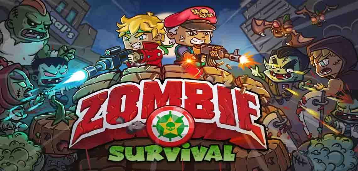 دانلود بازی Zombie Survival: Game of Dead با پول بی نهایت