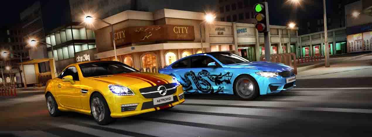 دانلود بازی جی تی : کلوپ سرعت با پول بی نهایت