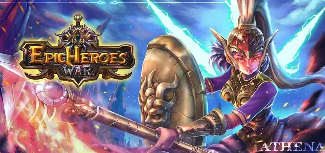 دانلود بازی حماسه جنگ قهرمانان: نبرد خدایان اندروید