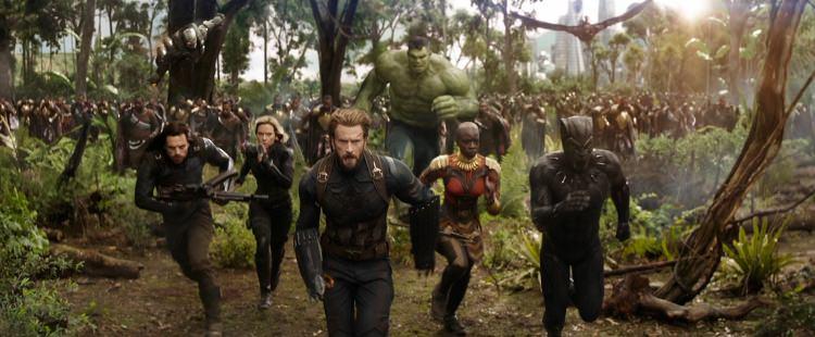 دانلود فیلم 2018 Avengers: Infinity War با دوبله فارسی