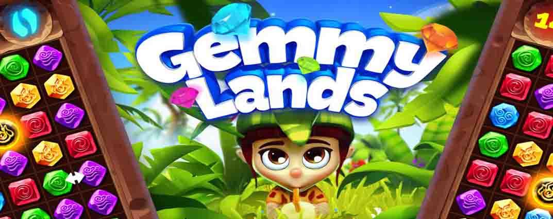 دانلود بازی Gemmy Lands سرزمین جمی با پول بی نهایت