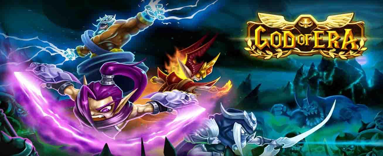 دانلود بازی God of Era عصر فرماندهان با پول بی نهایت