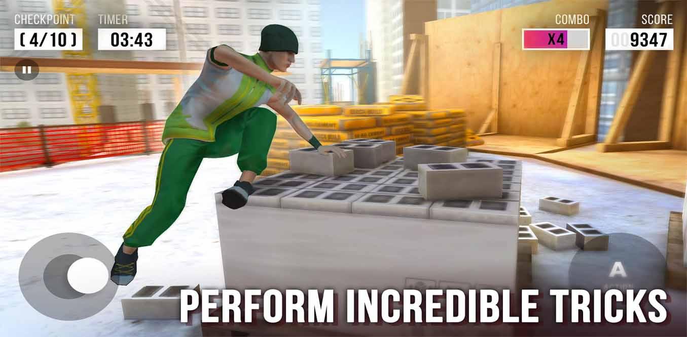 دانلود بازی Parkour Simulator 3D با پول بی نهایت