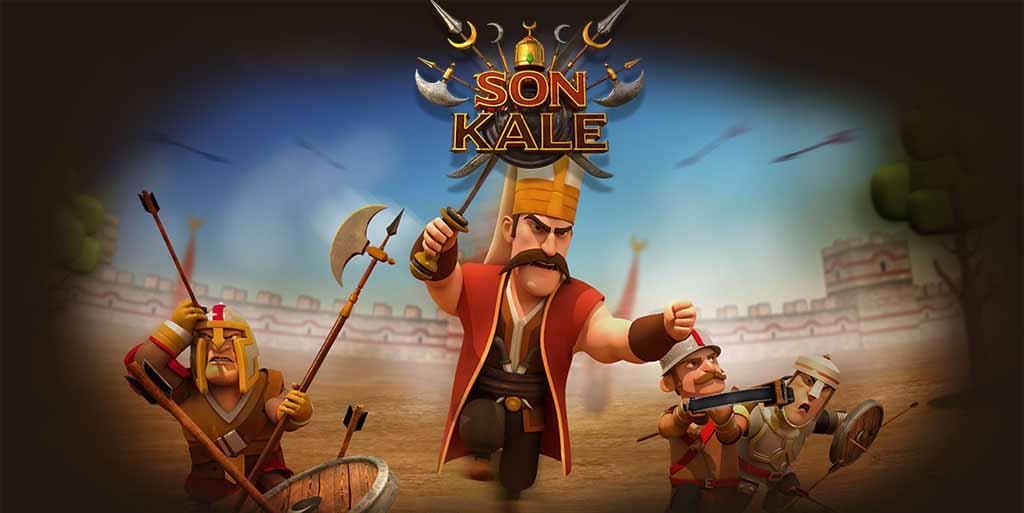 دانلود بازی آخرین قلعه Son Kale برای اندروید