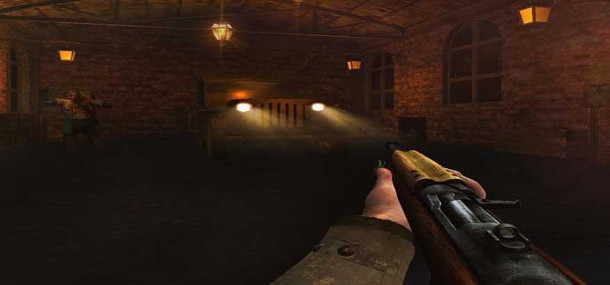 دانلود بازی WWII Zombies Survival اندروید + مود