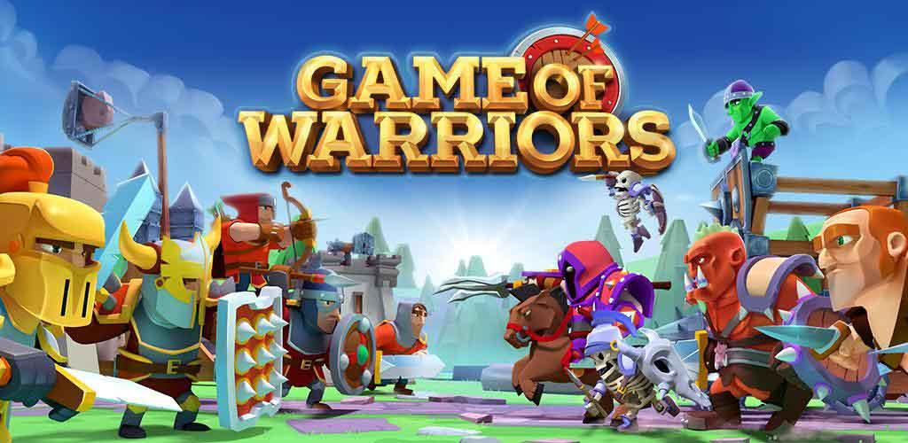 دانلود بازی Game of Warriors نبرد جنگجویان با پول بی نهایت