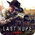 دانلود بازی Last Hope Sniper - Zombie War با پول بی نهایت