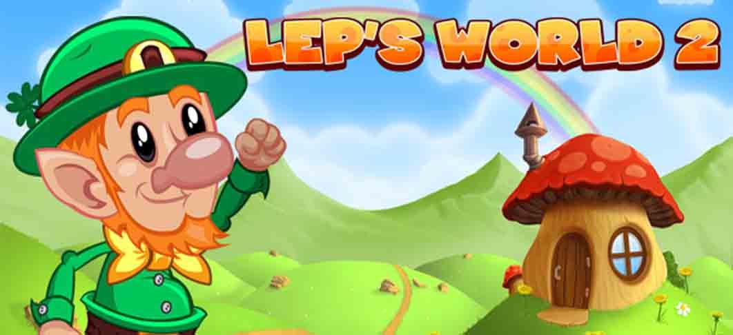 دانلود بازی Lep's World 2 اندروید با لینک مستقیم
