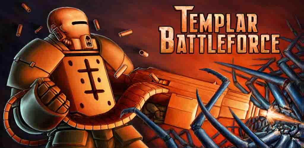 دانلود بازی Templar Battleforce تمپلار بتلفورس با پول بی نهایت